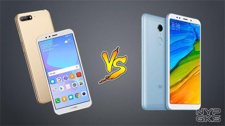 Huawei-Y6-2018-vs-Xiaomi-Redmi-5-Specs-Comparison-NoypiGeeks