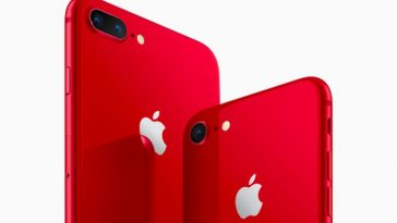 iPhone-8-red