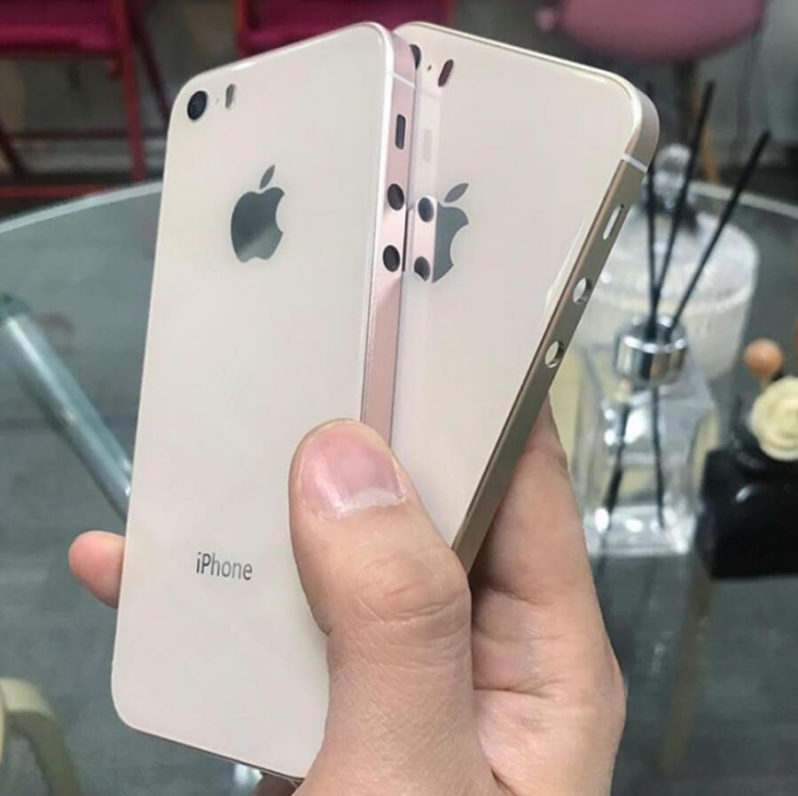iphone SE 2 leaked