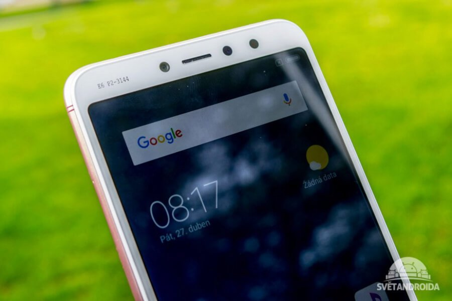 Xiaomi Redmi S2 leaked specs