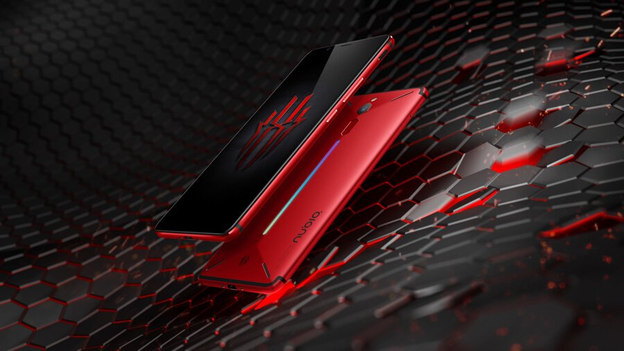 Zte Nubia Red Magic Wallpapers: ZTE Nubia Red Magic