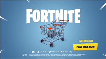 Fortnite vehicle