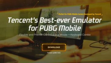 Official-PUBG-Mobile-Emulator-Tencent