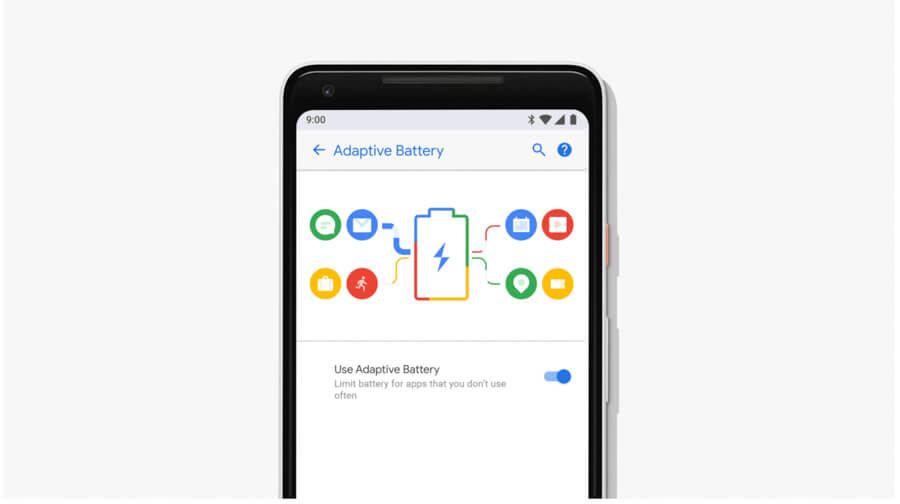 Android P — Adaptive Battery and Brightness