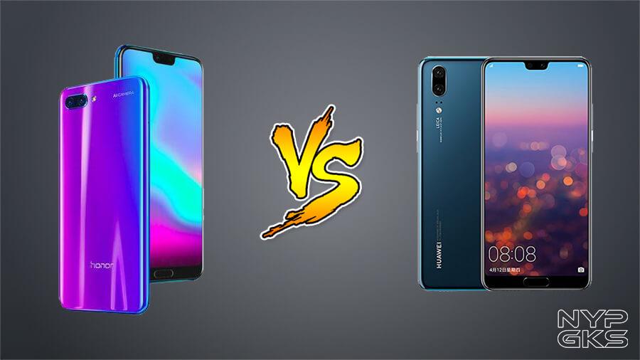 Using Honour Vs Honor: Honor 10 Vs Huawei P20: Specs Comparison
