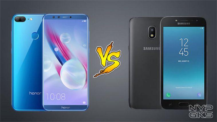 Honor 9 Lite vs Samsung Galaxy J2 Pro: Specs Comparison