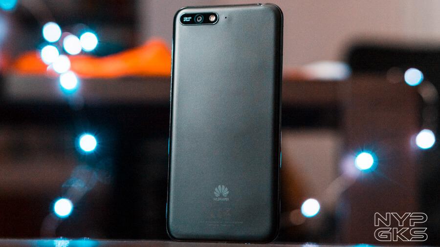 Huawei Y6 2018 Review — NoypiGeeks