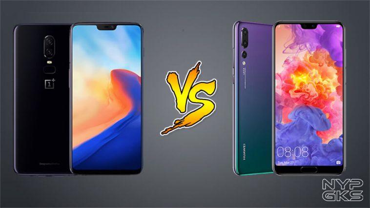 OnePlus-6-vs-Huawei-P20-Pro-Specs-Comparison