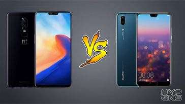 OnePlus-6-vs-Huawei-P20-Specs-Comparison