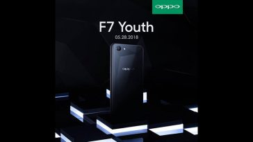 OPPO F7 Youth launch date Philippines