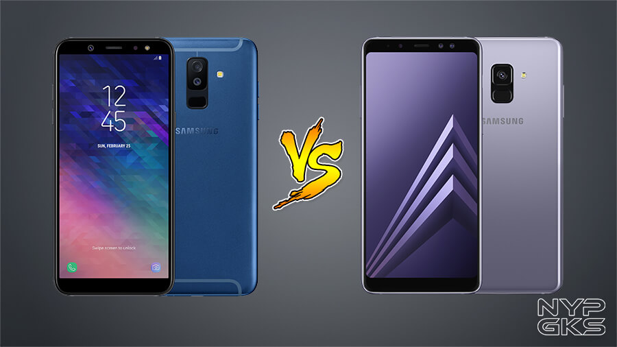 Samsung-Galaxy-A6-vs-Samsung-Galaxy-A8-Specs-Comparison-NoypiGeeks