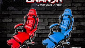 Raidmax-Drakon-gaming-chairs-Philippines