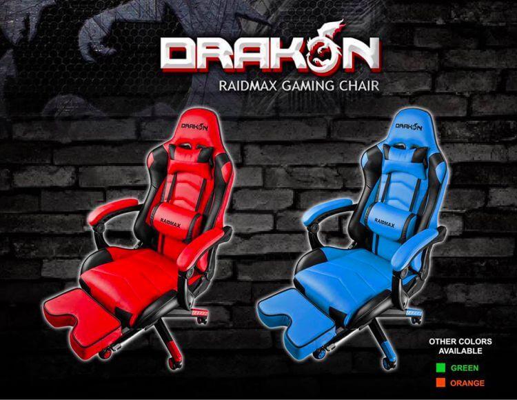 Raidmax-Drakon-gaming-chairs-Philippines