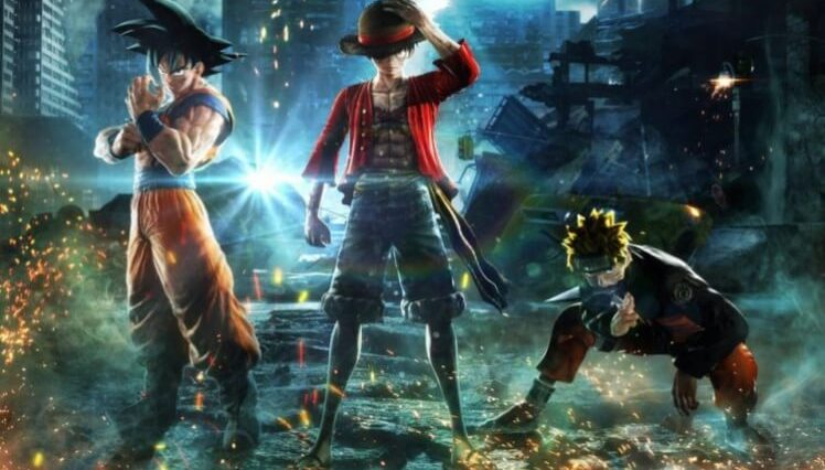 Shonen Jumps Jump Force