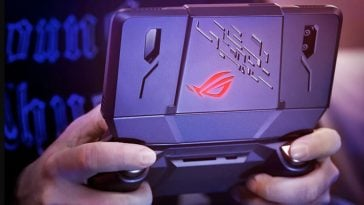 ASUS ROG Phone Gaming Accessories