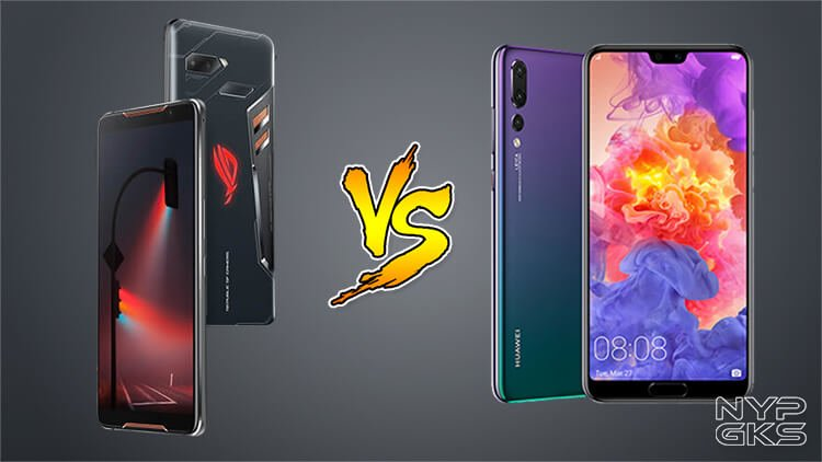 ASUS-ROG-Phone-vs-Huawei-P20-Pro-Specs-Comparison