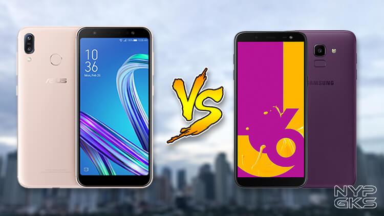 ASUS-Zenfone-Max-Pro-M1-vs-Samsung-Galaxy-J6-Specs-Comparison