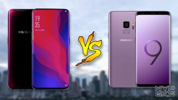 OPPO-Find-X-vs-Samsung-Galaxy-S9-Specs-Comparison