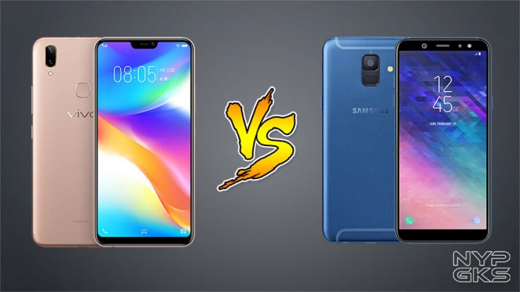 Vivo Y85 Vs Samsung Galaxy A6 2018 Specs Comparison