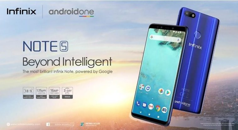 Infinix-Note-5-official