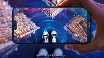 Nokia 6.1 Plus - NoypiGeeks