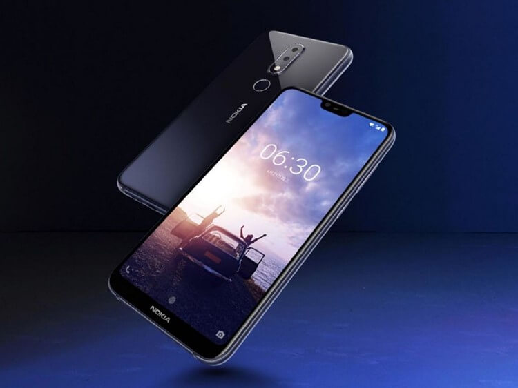 Nokia 6.1 Plus official