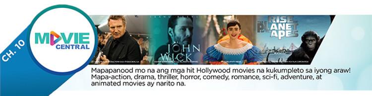 ABS-CBN TVPlus Movie Central