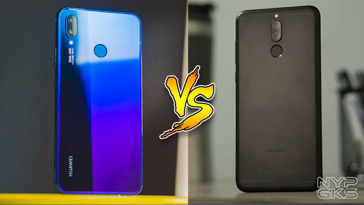Huawei Nova 3i Vs Nova 2i Specs Comparison Noypigeeks