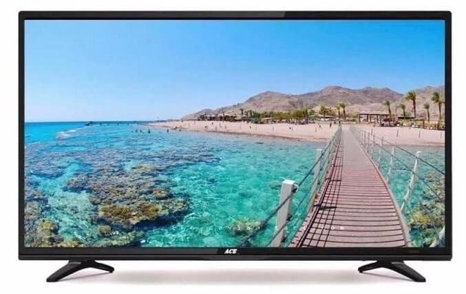 Ace 43-inch Slim Full HD LED Smart TV