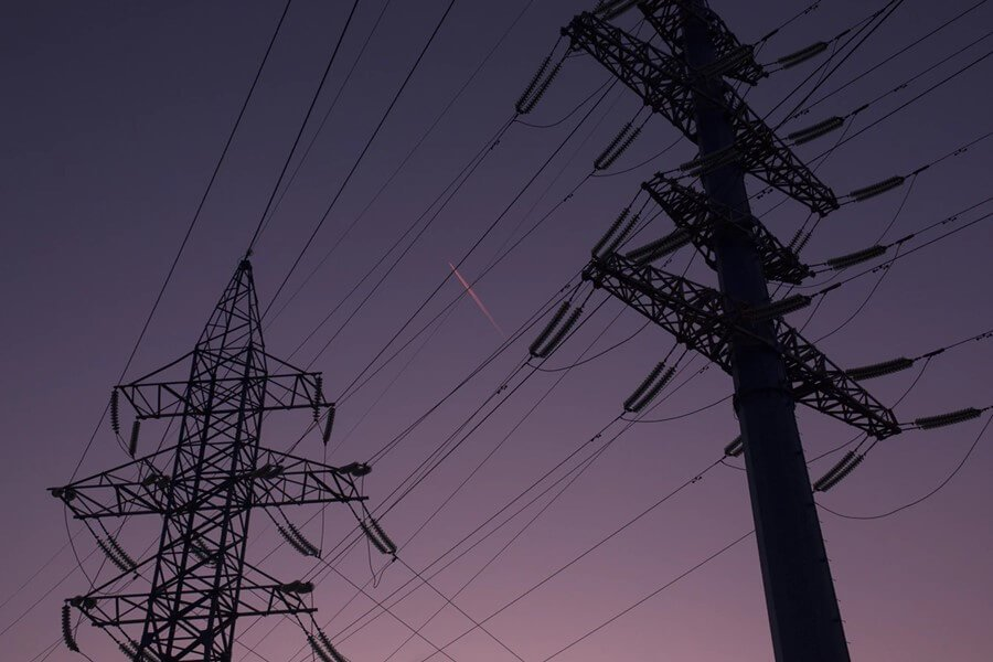 Electricity-Power-Line-Towers