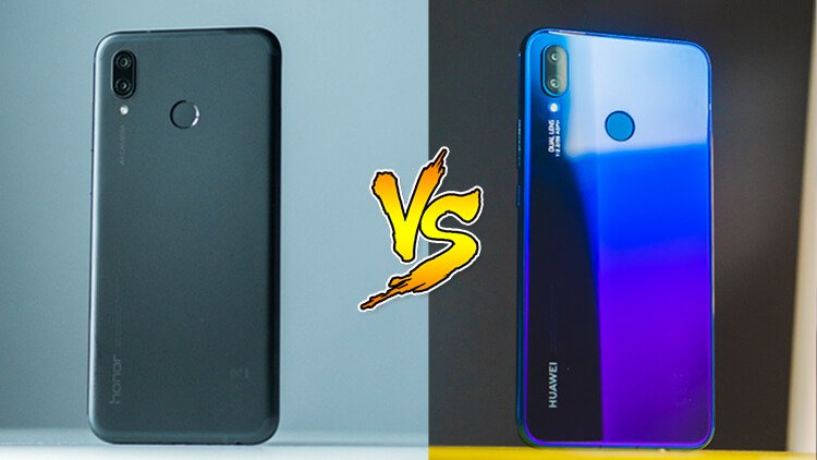Honor Play vs Huawei Nova 3i: Specs Comparison | NoypiGeeks