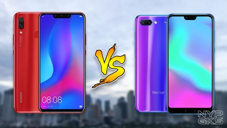 Huawei-Nova-3-vs-Honor-10-Specs-Comparison
