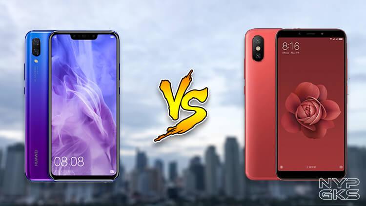Huawei-Nova-3i-vs-Xiaomi-Mi-A2-Specs-Comparison