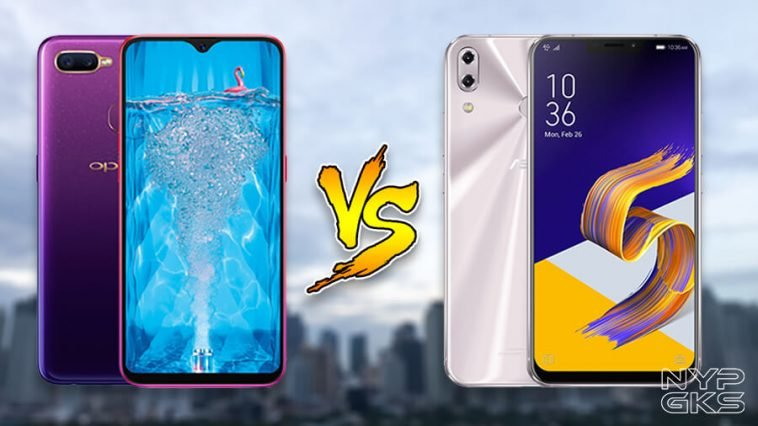 OPPO-F9-vs-ASUS-Zenfone-5-2018-Specs-Comparison