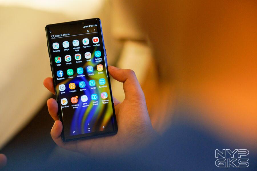 Samsung Galaxy Note 9 - NoypiGeeks