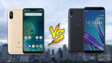 Xiaomi-Mi-A2-Lite-vs-ASUS-Zenfone-Max-Pro-M1-Specs-Comparison