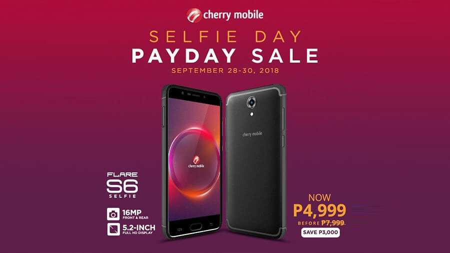 Cherry-Mobile-Flare-S6-Selfie-Payday-Sale
