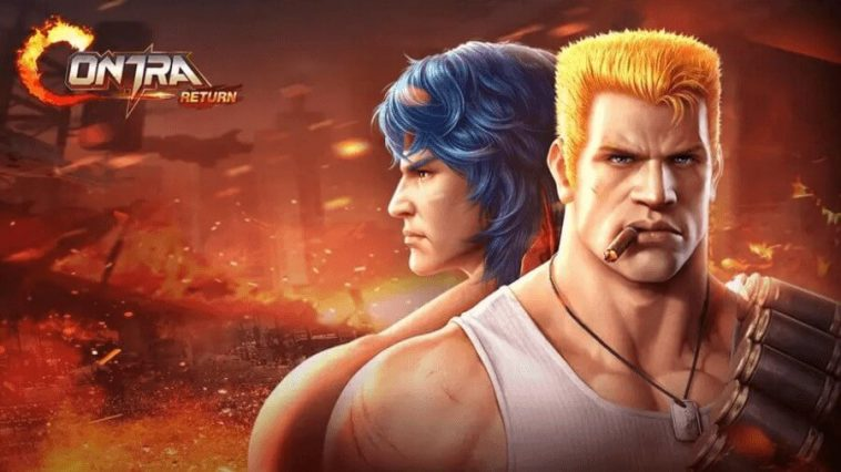 DOWNLOAD: Contra Return now available on Android | NoypiGeeks
