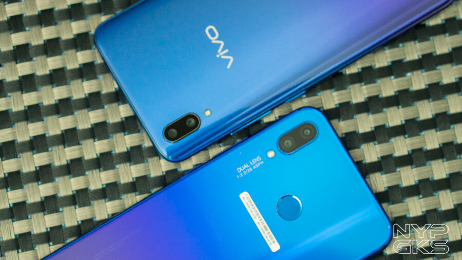 Huawei-Nova-3i-vs-Vivo-V11-Speed-Test