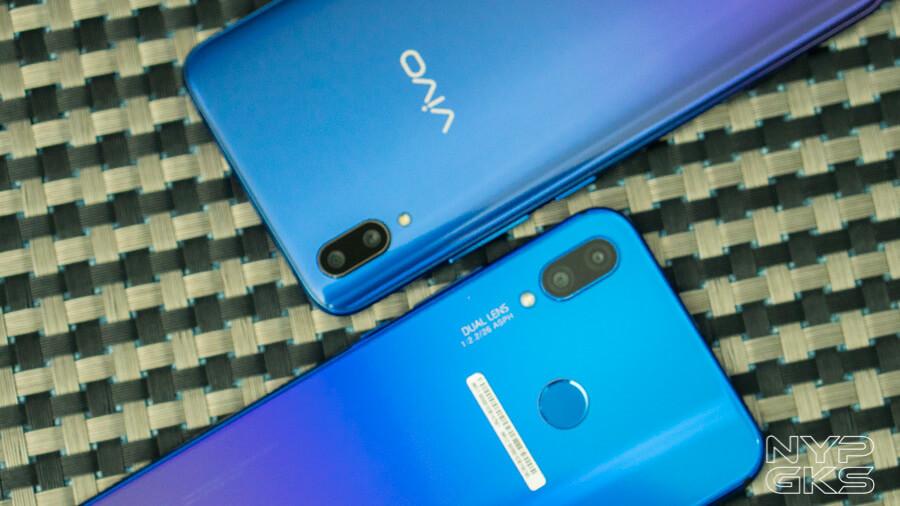 Huawei-Nova-3i-vs-Vivo-V11-Speed-Test