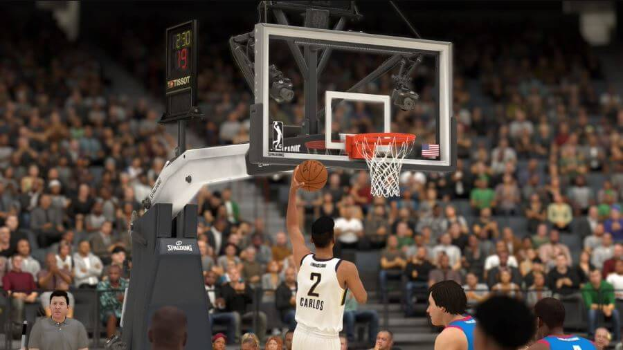 NBA 2K19 Review - MyCareer Mode