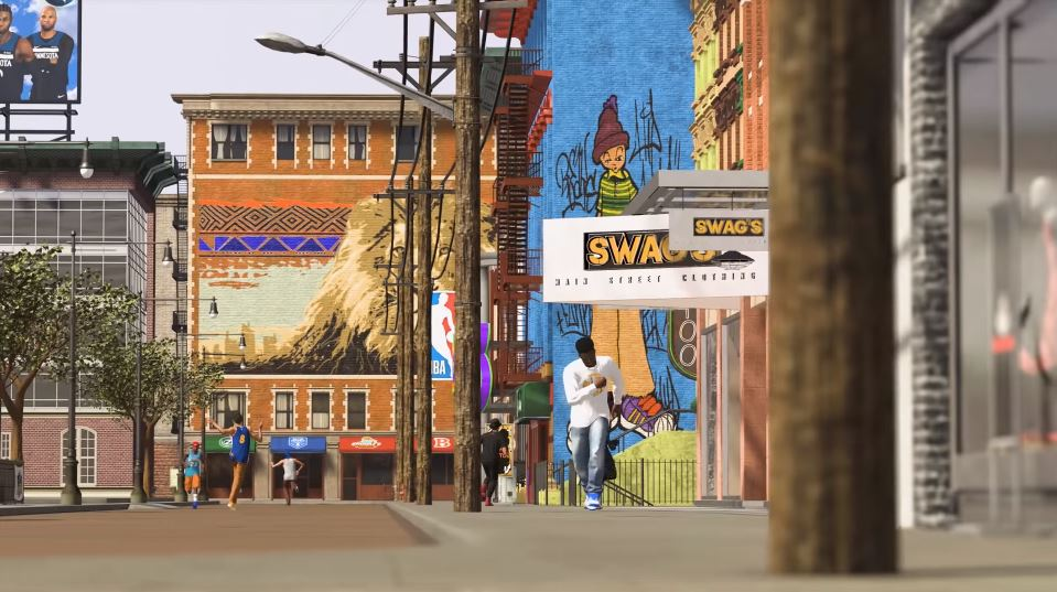 NBA 2K19 Review - The Neighborhood