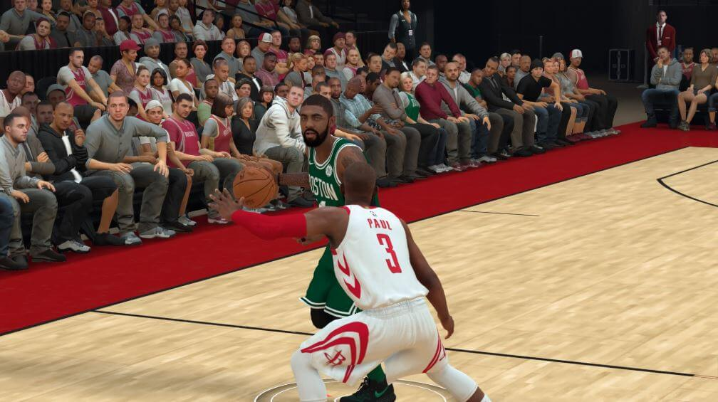 NBA 2K19 Review - Improved Gameplay