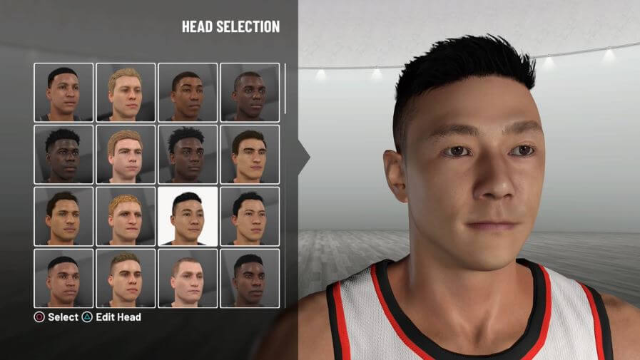 NBA 2K19 Review - Roster Creation