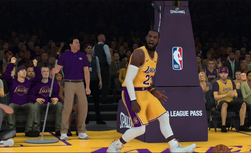 NBA 2K19 Gameplay