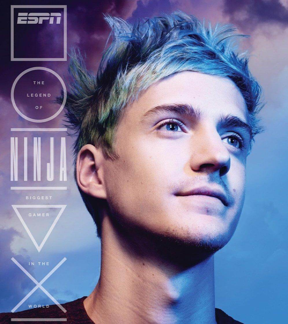 Fortnite and streaming legend Ninja is ESPN Magazine's newest cover athlete | NoypiGeeks