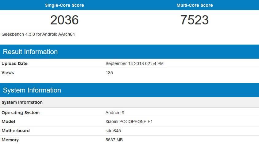 Pocophone-F1-Android-9-Pie-update-leak