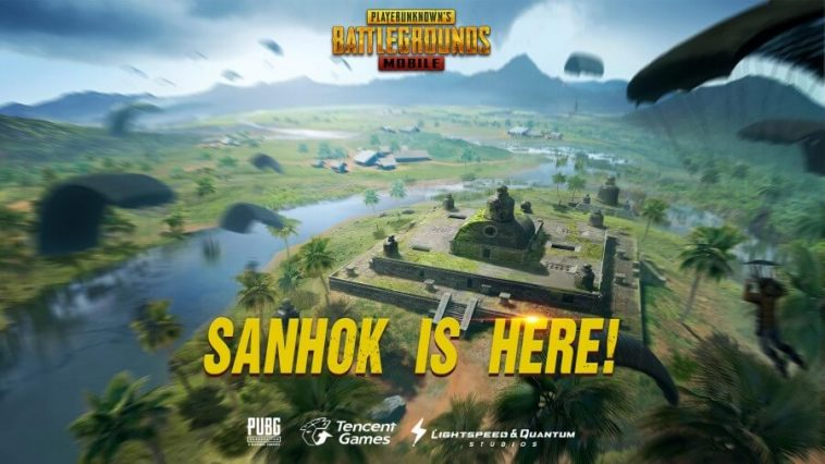Sanhok-map-PUBG-Mobile