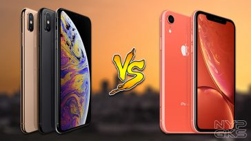 iPhone-XS-vs-iPhone-XR-Specs-Comparison