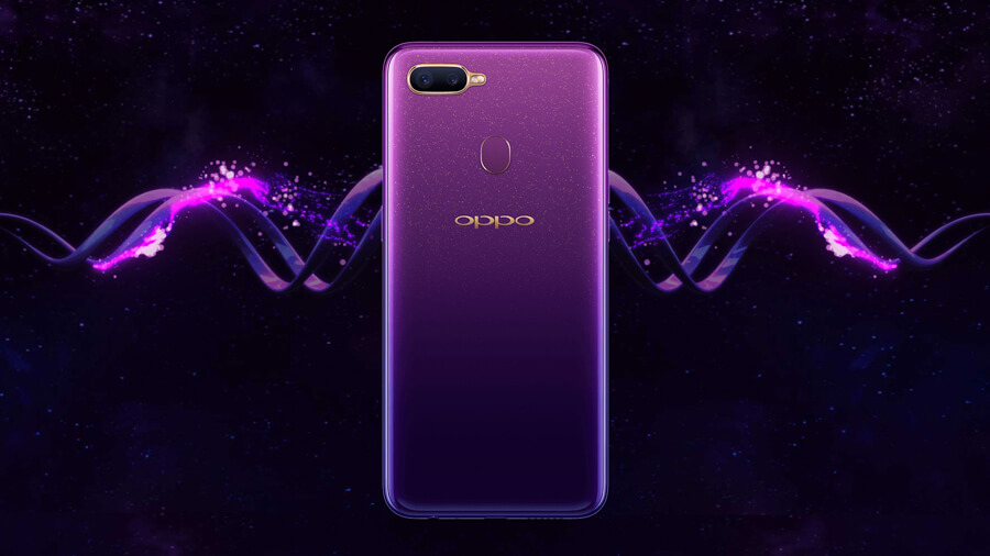 Oppo F9 Starry Purple Now In The Philippines Noypigeeks